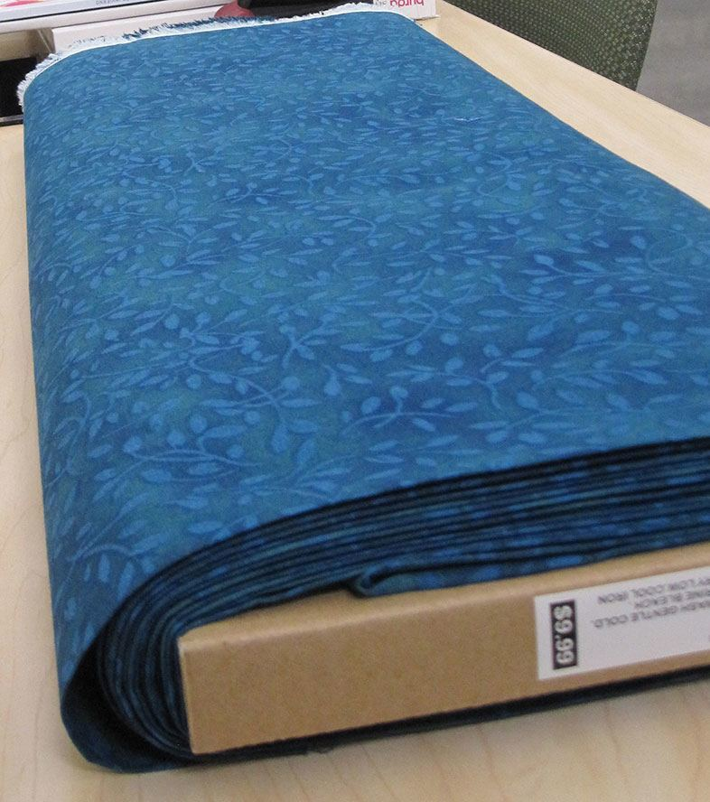 Bolt-fabric