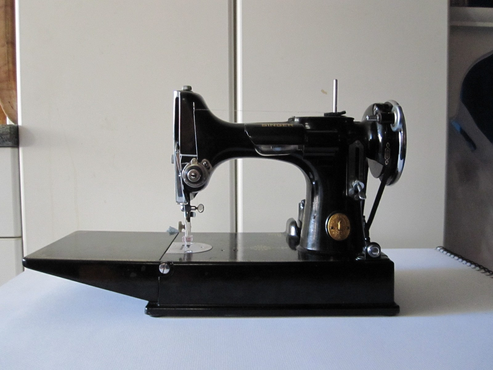 How to find a Featherweight Sewing Machine repair shop